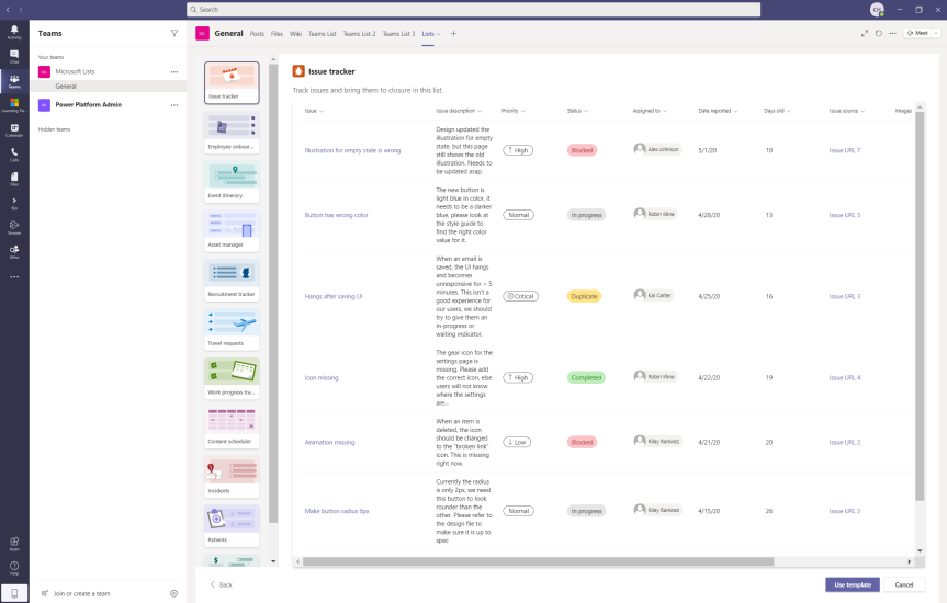 Teams Real Simple with Pictures: Microsoft Teams Loves Microsoft Lists Pt 1